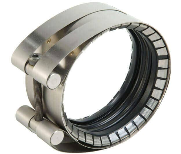 Straub Eco-Grip lightweight pipe coupling
